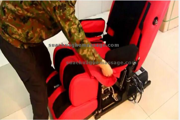 Sửa ghế massage tại Hà Đông