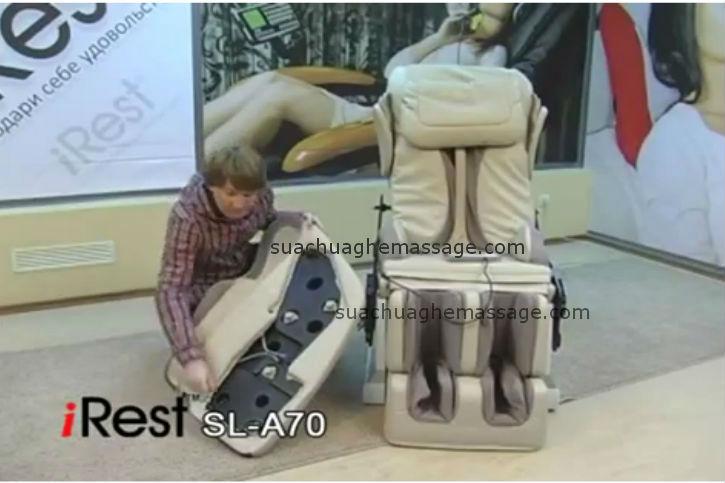 Sửa ghế massage tại Hoàn Kiếm
