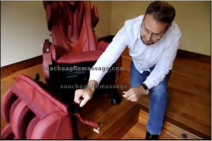 Sửa ghế massage ở quận 6