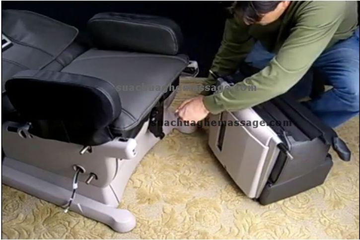 Sửa ghế massage ở quận Thủ Đức