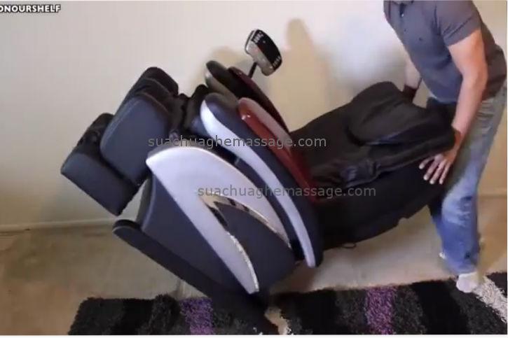 Tháo lắp vận chuyển ghế massage