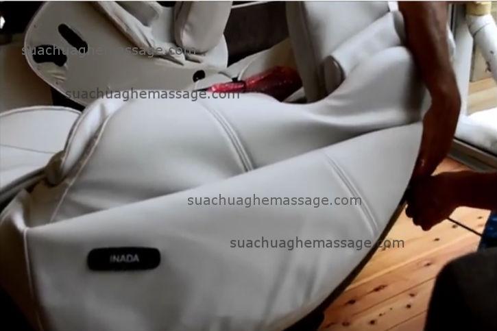 Sửa ghế massage Nhật Bản
