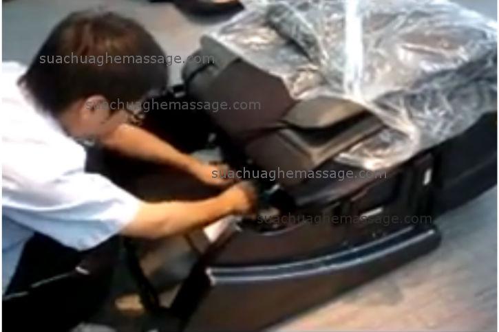Sửa ghế massage Osaki