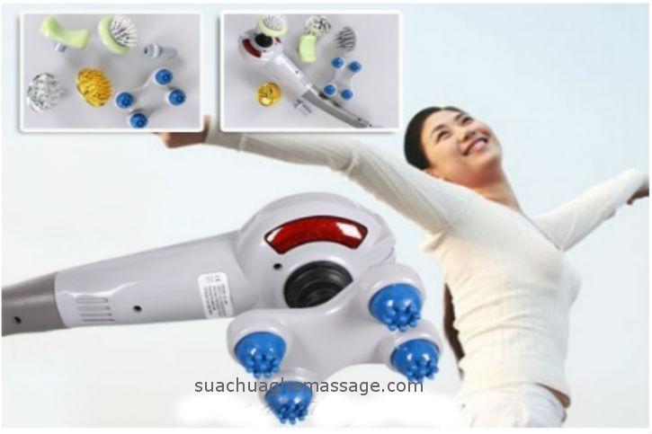 Máy massage cầm tay bị hỏng là do nguyên nhân gì
