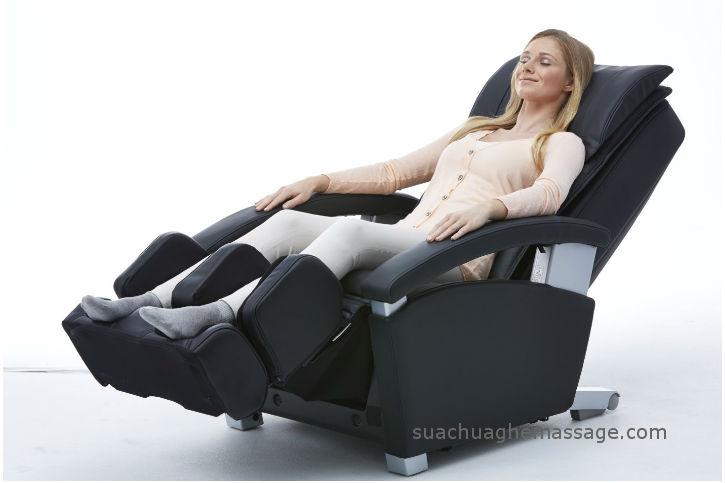 Tác hại tiềm ẩn khi sử dụng ghế massage qúa nhiều