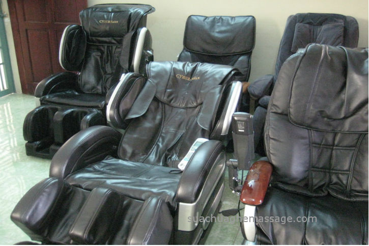 Mua ghế massage cũ đã qua sử dụng cần lưu ý những gì