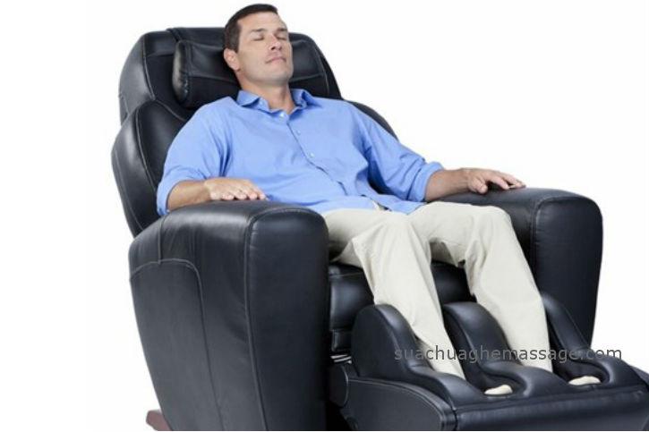 Không nên sử dụng ghế massage cho những trường hợp sau