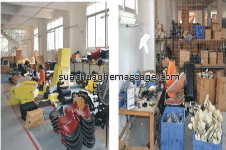 Sửa ghế massage spa pedicure tại TP HCM