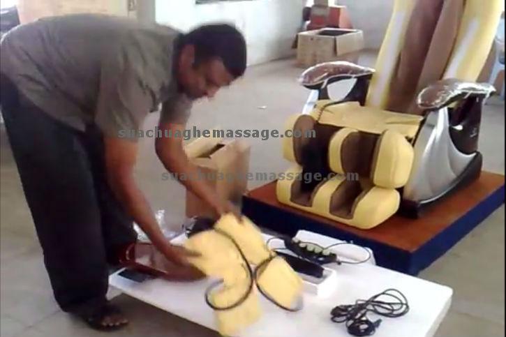 Sửa ghế massage tại Nha Trang