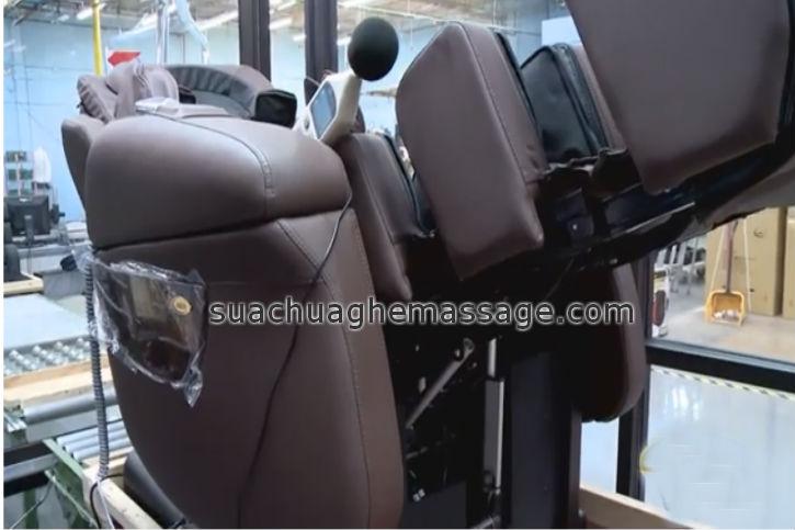 Sửa ghế massage tại nhà ở Hà Nam