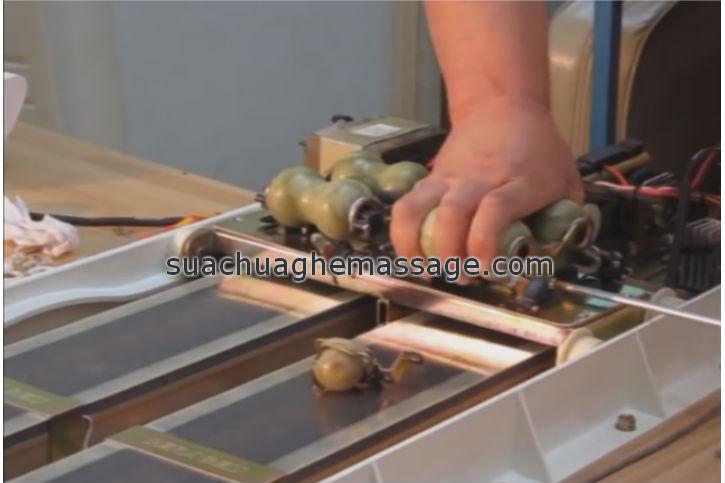 Sửa chữa board mạch giường massage tại nhà