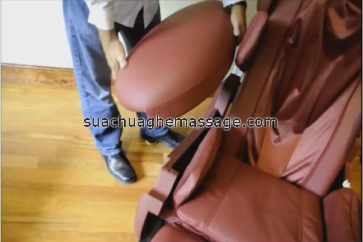 Sửa chữa ghế massage tại nhà ở Bình Phước