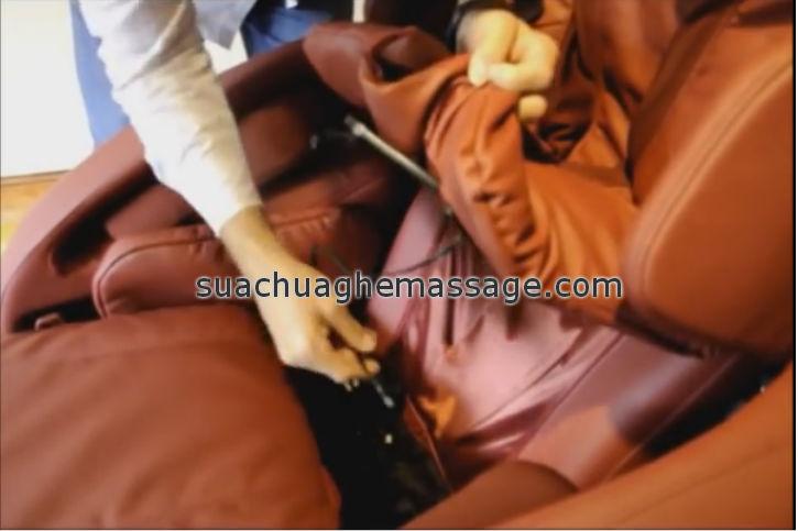 Sửa chữa ghế massage tại nhà ở Đồng Nai
