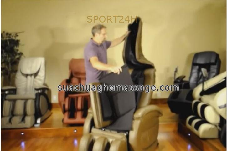 Sửa chữa ghế massage tại nhà ở Tây Ninh