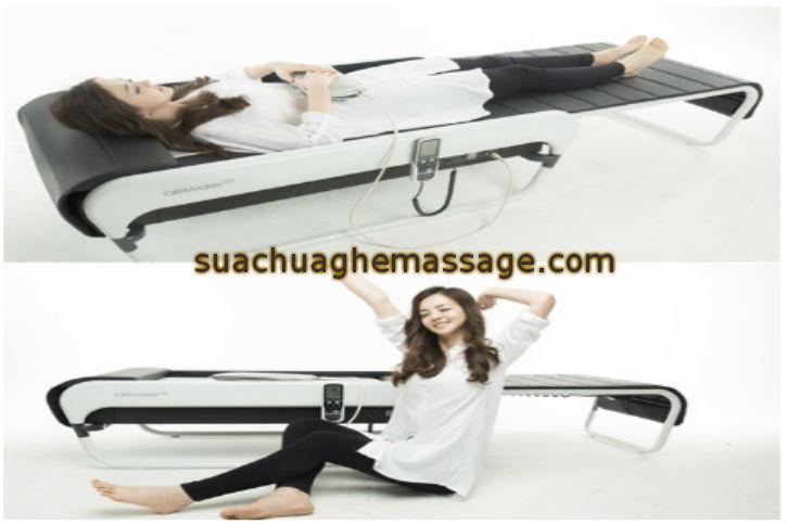 Sửa giường massage Ceragem tại nhà