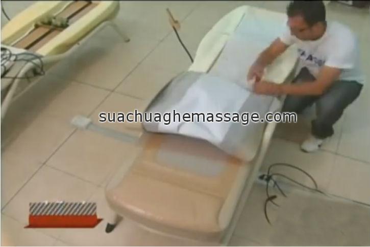 Trung tâm bảo hành sửa chữa các loại giường massage