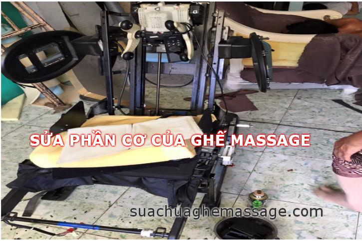 Sửa ghế massage tại nhà ở Hưng Yên