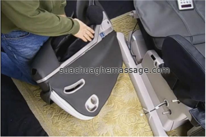 Sửa chữa ghế massage tại nhà ở Hóc Môn