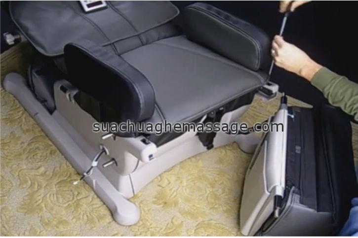 Sửa chữa ghế massage tại nhà ở Bình Chánh