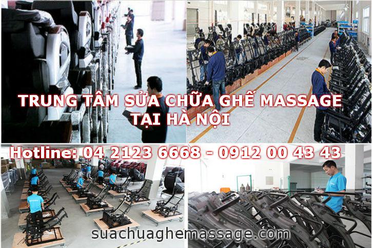 Ở Hà Nội địa chỉ sửa chữa ghế massage ở đâu uy tín