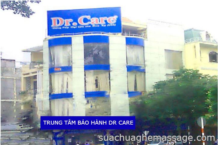 Trung tâm bảo hành DR CARE ở đâu