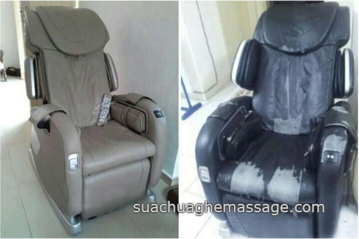 Dở khóc dở cười vì mua lại ghế massage cũ đã qua sử dụng