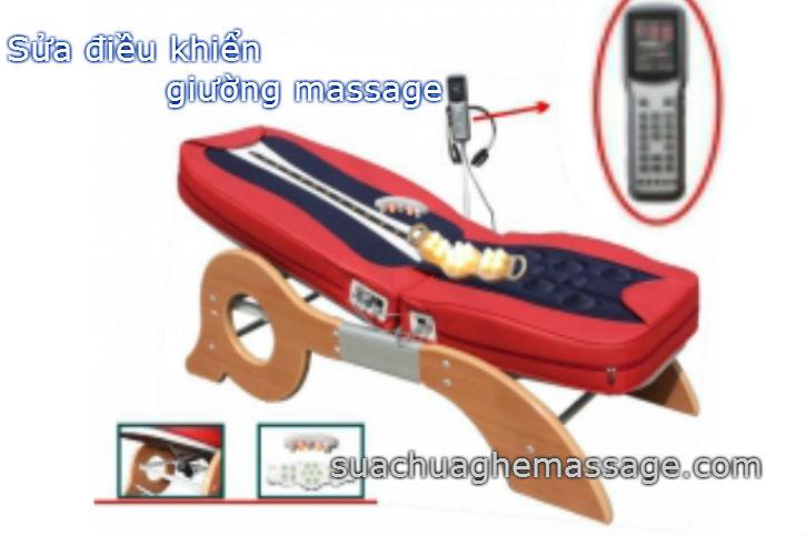 Sửa remote điều khiển giường massage ở đâu