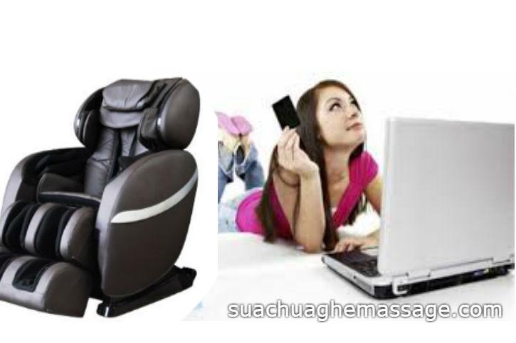 Tiền mất tật mang khi mua ghế massage cũ