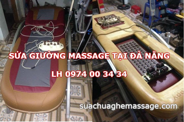 Sửa giường massage tại Đà Nẵng