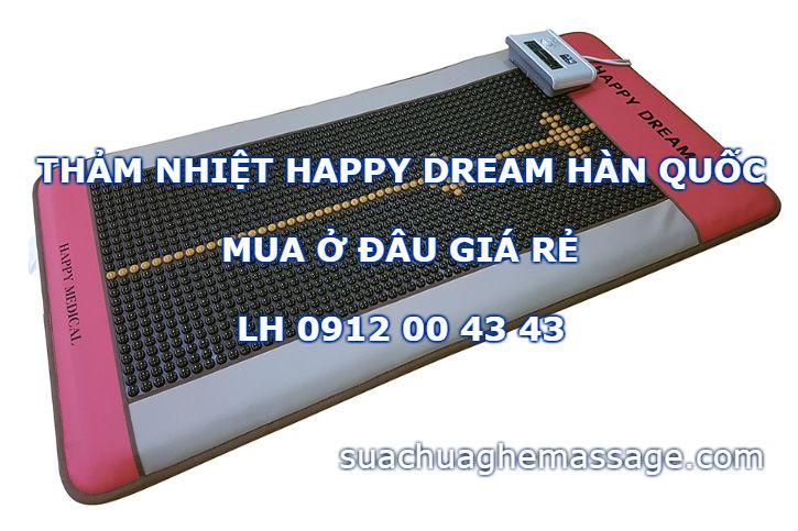 Thảm nhiệt Happy Dream Hàn Quốc