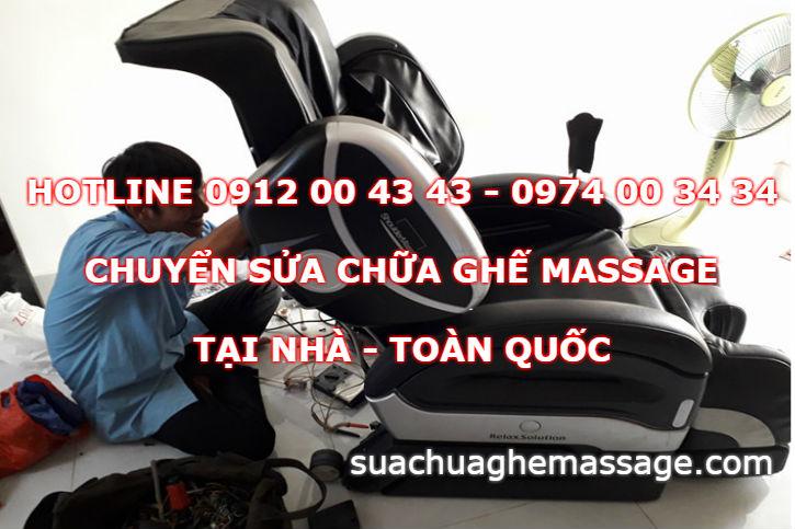 Số điện thoại chuyên sửa ghế massage