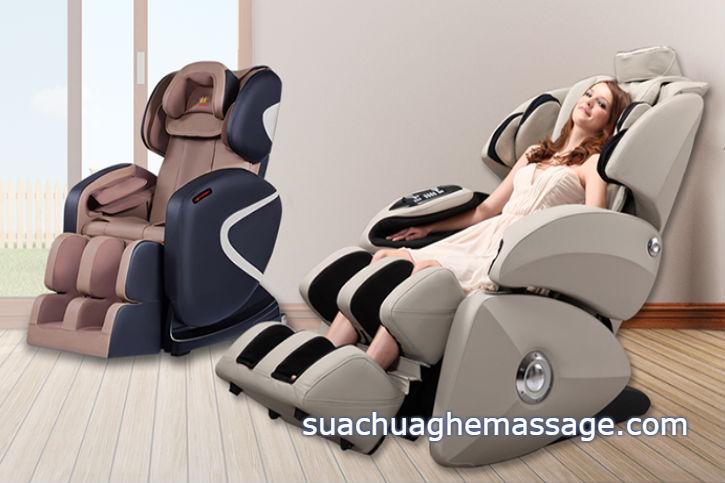 Ghế massage tại sao cứ phải lừa là của Hàn Quốc và Nhật