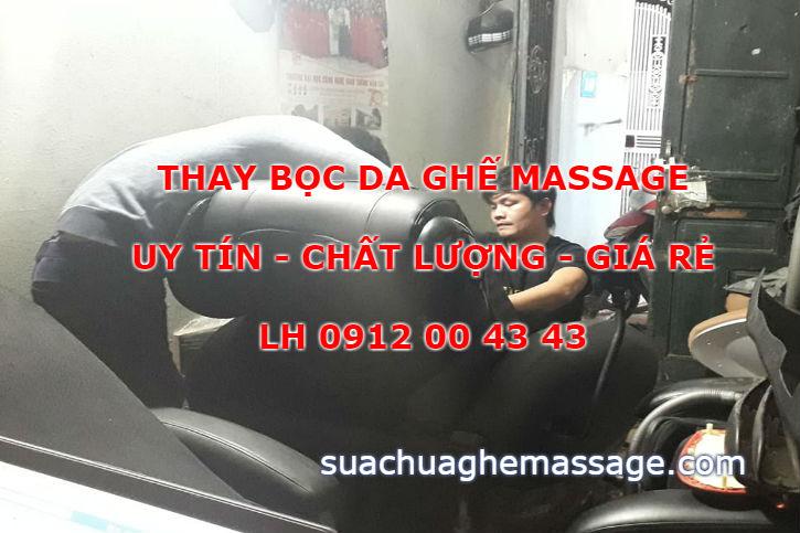 Tại sao chất lượng da ghế massage mới hiện nay lại kém