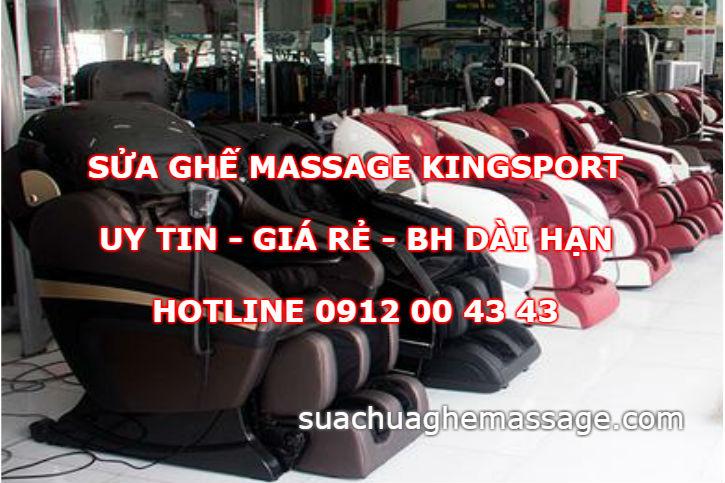 Sửa ghế massage Kingsport ở đâu uy tin