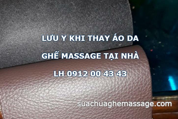 Phát hoảng giá 13 triệu bộ áo da ghế massage công nghiệp
