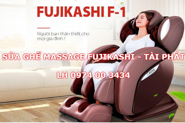 Sửa ghế massage Fujikashi Tài Phát