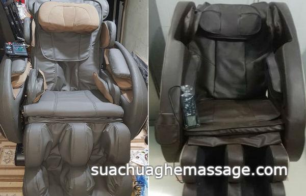 So sánh ghế massage mới giá rẻ và ghế massage cũ còn tốt