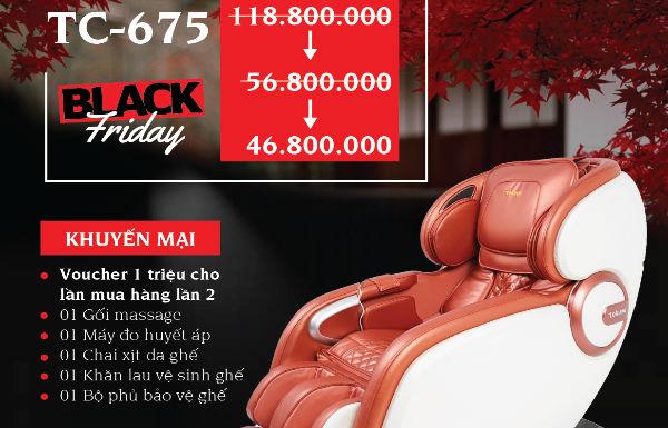 Chiêu trò khuyến mại giảm giá mua ghế massage cần lưu ý
