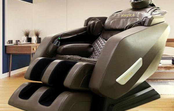 Ghế massage mới mua được hai tháng bán lại không ai mua