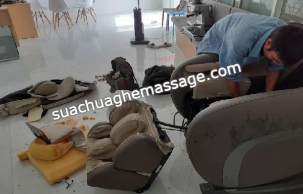 Top 7 địa chỉ sửa chữa ghế massage uy tín