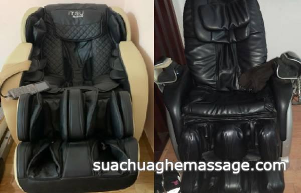 Ghế massage giá rẻ thanh lý lại tại sao khó bán dù còn mới