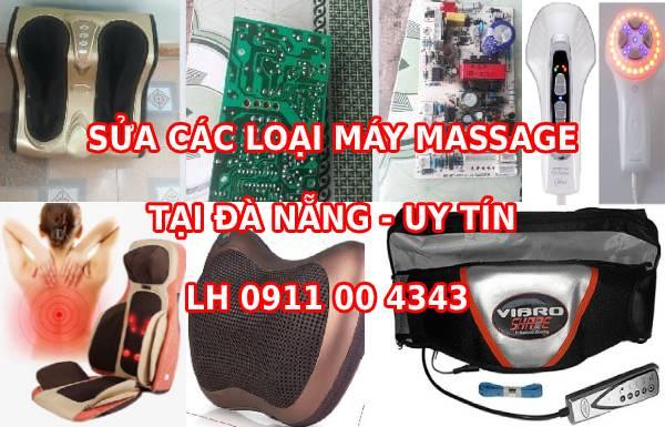 Sửa máy massage cầm tay tại Đà Nẵng