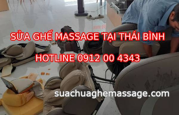 Sửa ghế massage tại Thái Bình