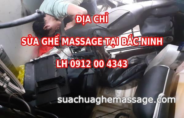 Khi cần gọi thợ sửa ghế massage tại Bắc Ninh ở đâu uy tín