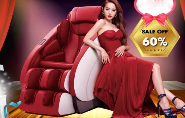 Bán ghế massage toàn thân trên mạng giá nào cũng bán