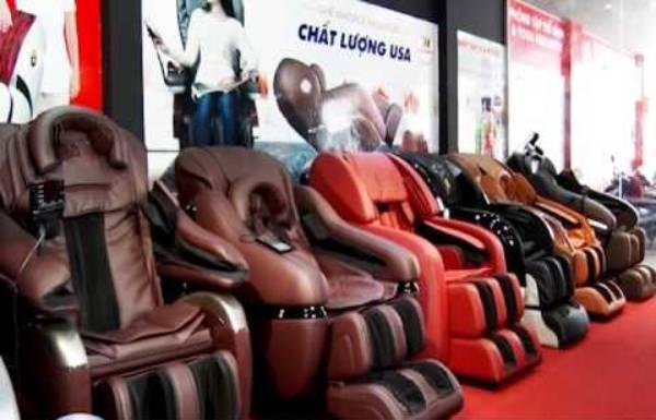 Hoang mang lo sợ không biết mua ghế massage hãng nào