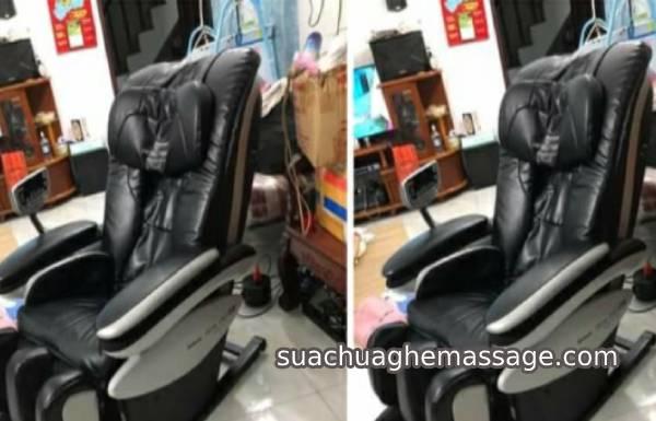 Chê ghế massage cũ thanh lý nhưng vấn mua ghế cũ Nhật