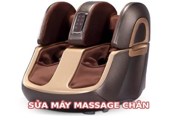 Sửa máy massage chân MAXCARE