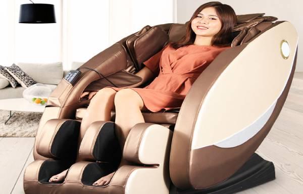 Cẩn thận mua ghế massage giá rẻ thời công nghệ vì sao