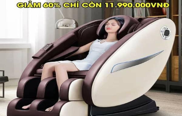 Ghế massage giá rẻ từ 10 triệu tới 15 triệu bán tràn lan MXH